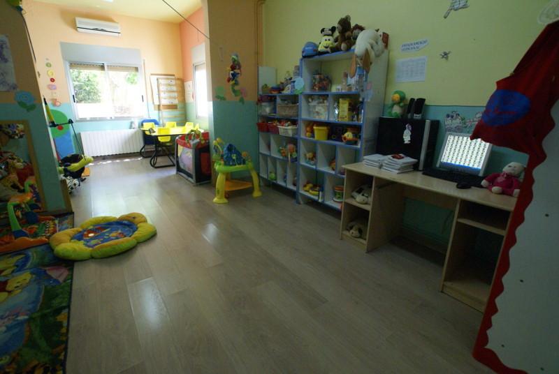 La sala dels més petits