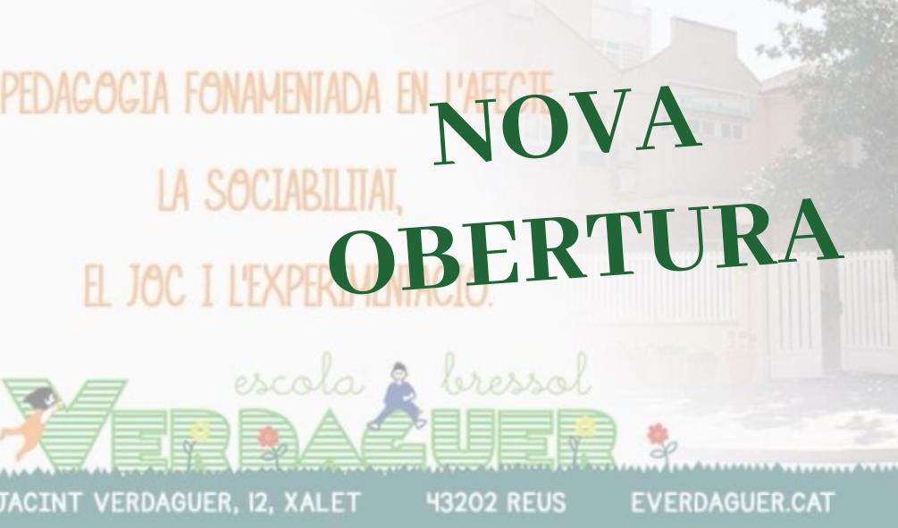 NOVA OBERTURA